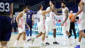 Así es la plantilla del Real Madrid de Baloncesto 2020/2021