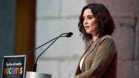 Isabel Díaz Ayuso, presidenta de la Comunidad de Madrid, en una imagen reciente