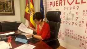 Isabel Rodríguez, alcaldesa de Puertollano (Ciudad Real), en una imagen de archivo