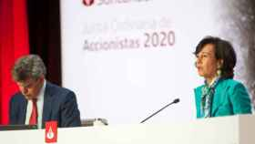 Junta de accionistas 2020 Banco Santander.