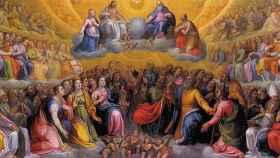 El Día de Todos los Santos.