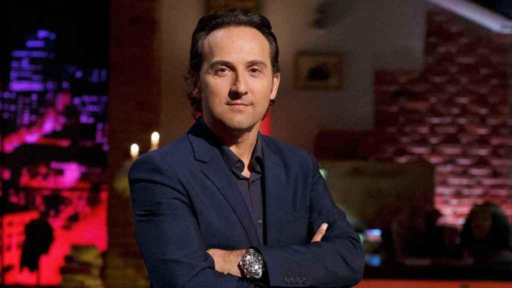 Íker Jiménez (Mediaset)
