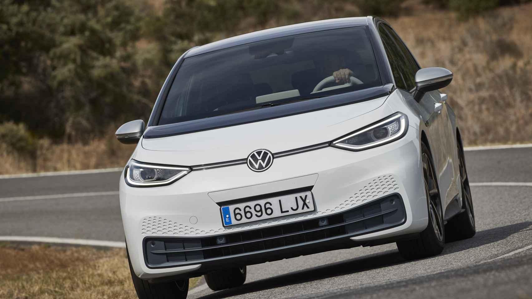 El nuevo Volkswagen ID.3 es el primer gran eléctrico del Grupo Volkswagen.