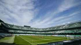 La panorámica del Estadio Benito Villamarín