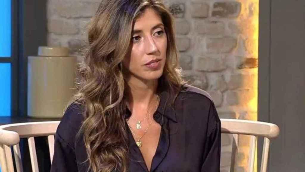 Karelys en el programa 'Viva la vida' de Telecinco.