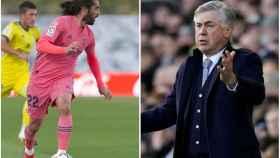 Isco y Ancelotti