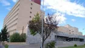 Hospital de Cuenca, en una imagen de archivo