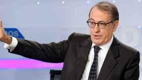 El exsecretario general de los socialistas vascos y presidente de la Asociación La España que Reúne, Nicolás Redondo.