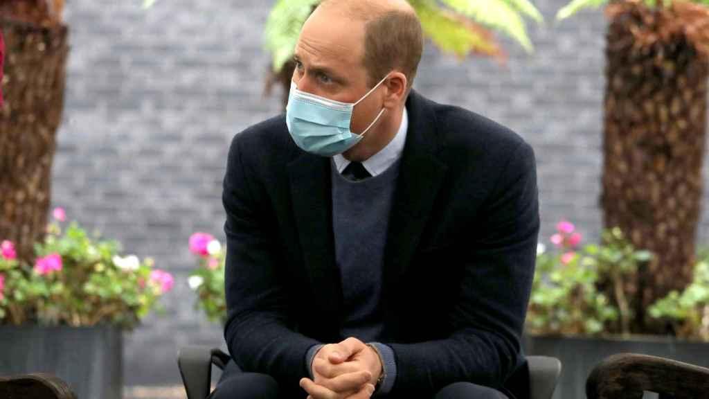 El príncipe Guillermo en una imagen de archivo.