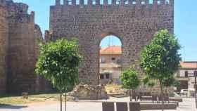 Imagen de archivo de la muralla de Talavera