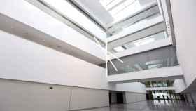 El interior del nuevo hospital de Toledo (Ó. HUERTAS)