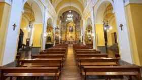 Iglesia de Santo Tomé