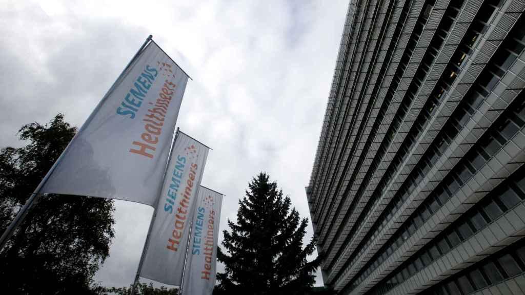 Sede de Siemens Healthineers.
