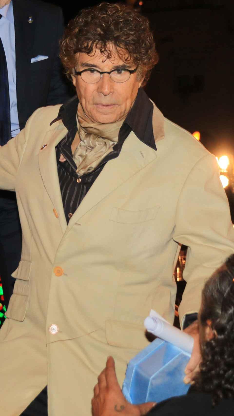 Jesús Quintero en imagen de archivo.