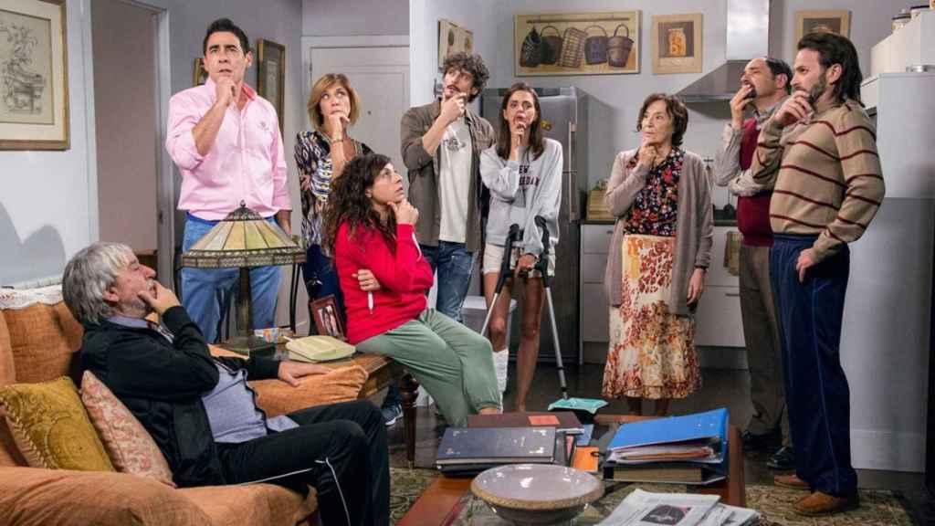 Imagen de 'La que se avecina' (Mediaset)