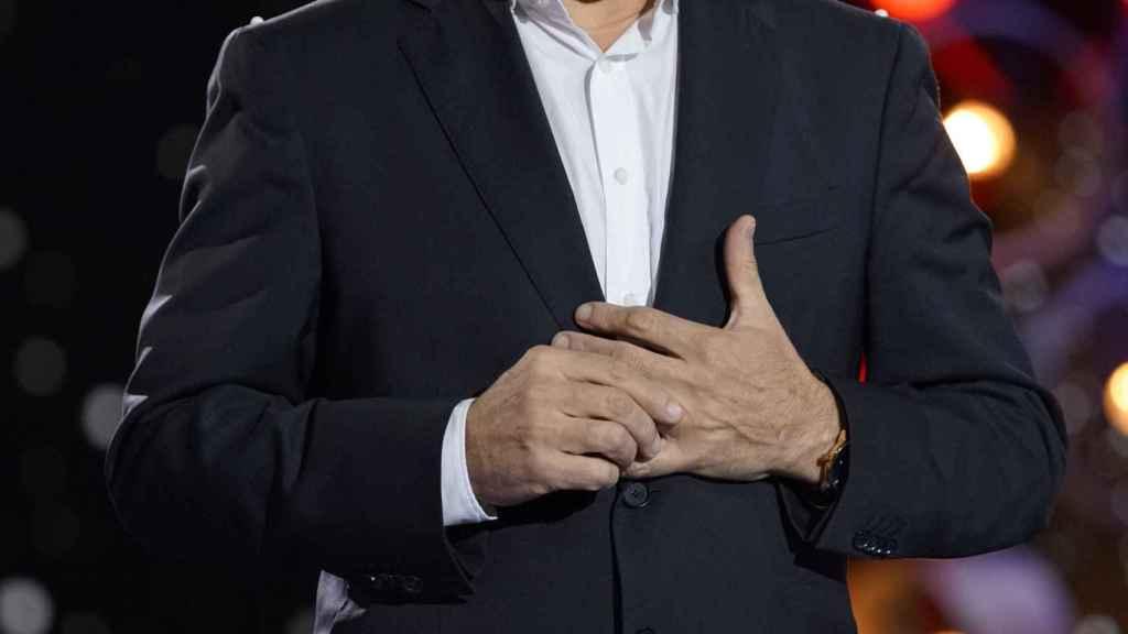Carlos Sobera ha sido el protagonista de varios anuncios de casas de apuesta.
