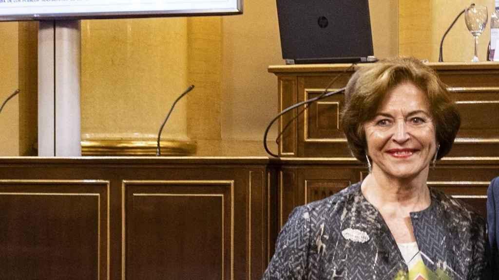 Araceli Pereda, en una foto de archivo.