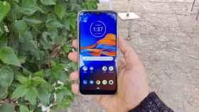 Android puro y batería extraíble por 89 euros: Motorola Moto E6 Plus en Amazon España