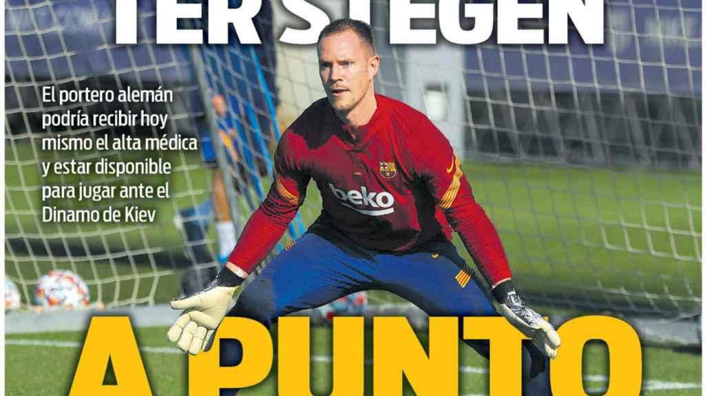 Portada Sport (03/11/20)