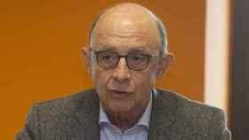El ex ministro de Hacienda Cristobal Montoro. Foto: El Economista