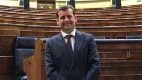 Ricardo Chamorro, diputado de VOX por Ciudad Real