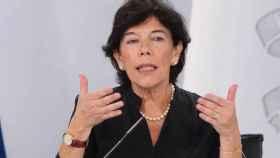 María Isabel Celaá, ministra de Educación