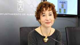 María Ángeles Martínez, en una imagen de archivo