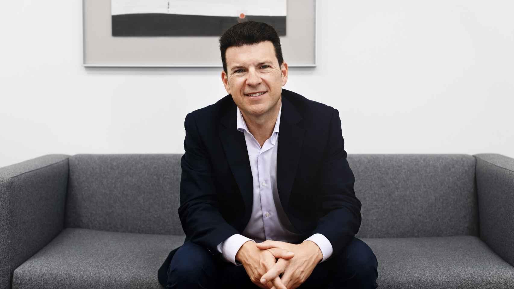 Raúl Morales, consejero delegado de Soltec.
