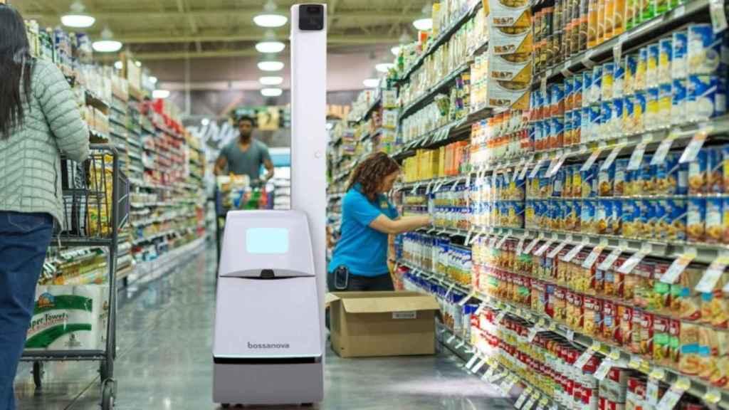 Los clientes temían a los robots.