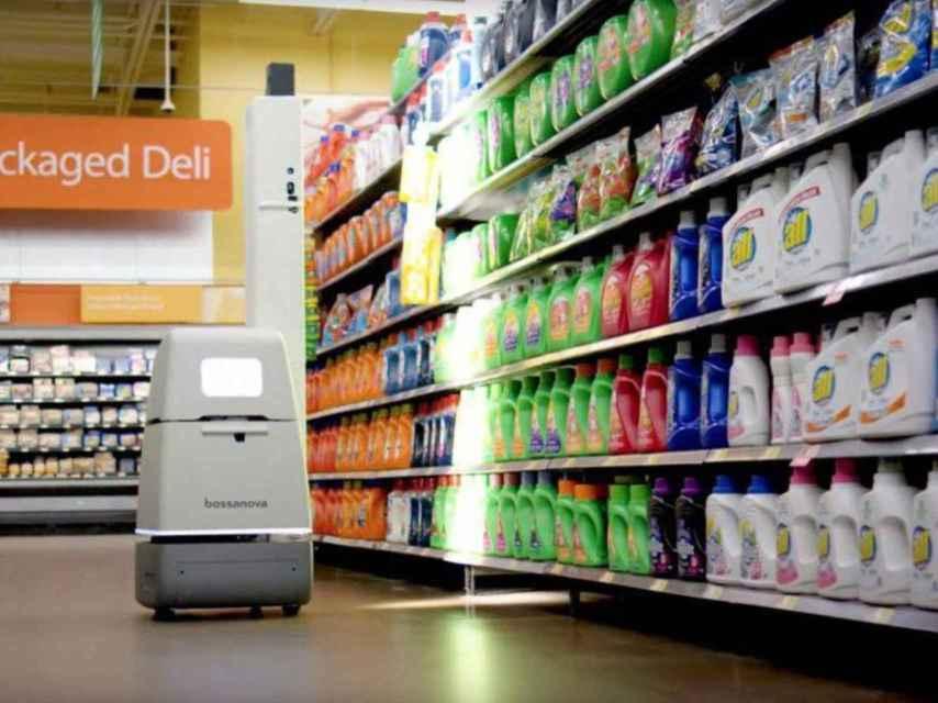 Robot de Walmart