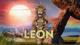 El 'León' de 'Mask Singer'