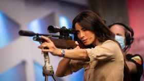 Pilar Rubio ha vuelto a lograr su reto en 'El Hormiguero'.