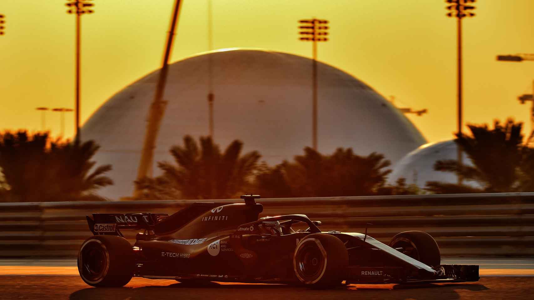 Fernando Alonso en Bahrein