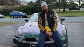 Nick Kyrgios y su coche