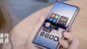 El primer móvil enrollable de TCL se ha filtrado en vídeo