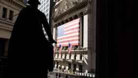 Imagen de Wall Street tras las elecciones presidenciales.