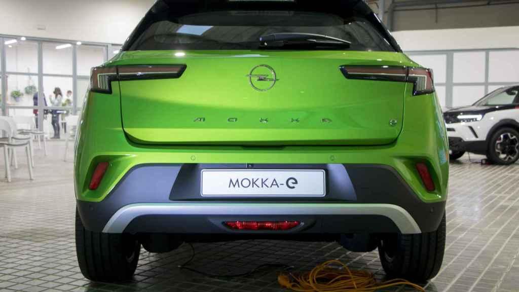 Este nuevo Opel Mokka llega a los concesionarios en marzo de 2021.