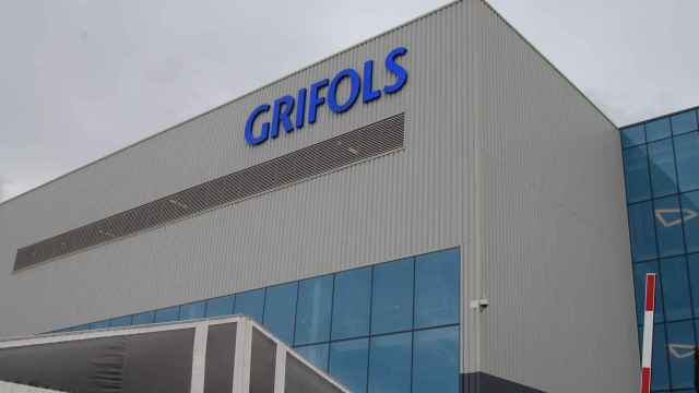 Fábrica de Grifols en Parets del Vallès (Barcelona)