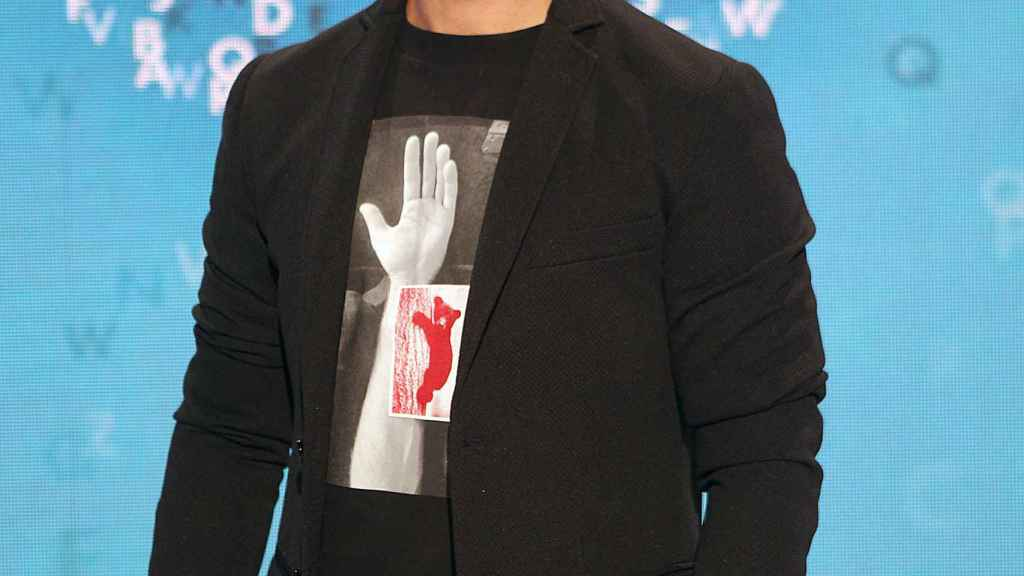 Christian Gálvez dejó de presentar 'Pasapalabra' en octubre del 2019 tras la desaparición del formato en Mediaset.