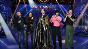 El equipo de 'Mask Singer' (Atresmedia)
