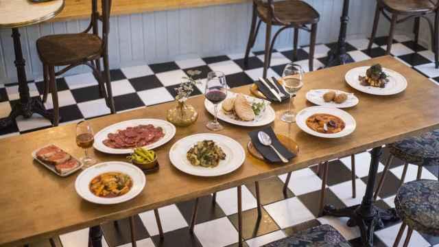 Josefita, el nuevo bar y restaurante castizo de Malasaña