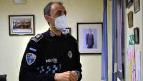 José Ángel Carrasco, jefe de la Policía Local de Daimiel