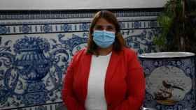 Tita García Élez, alcaldesa de Talavera, en una imagen reciente