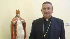 Gerardo Melgar, obispo de Ciudad Real, en una imagen de archivo