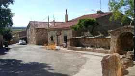 Imagen del polémico bar del municipio de Jabaloyas (Teruel).