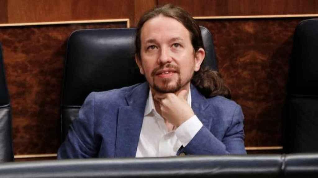 Pablo Iglesias, en una imagen de archivo./