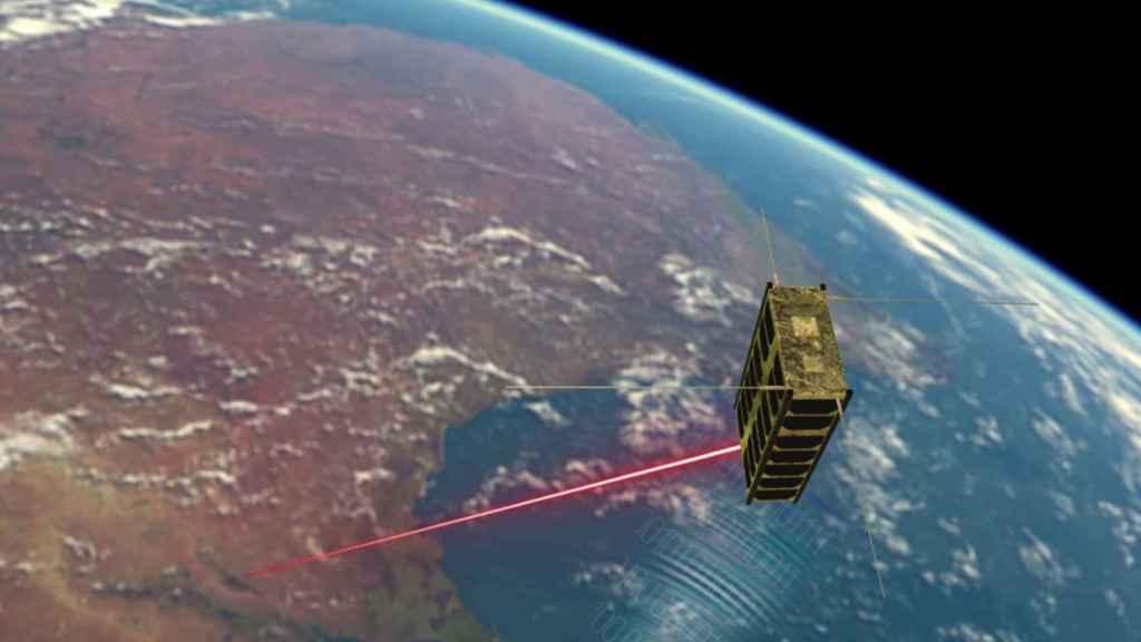 La alicantina Emxys levanta dos millones de euros para llevar la comunicación por láser a los nanosatélites