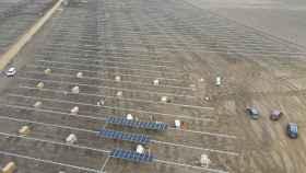 Endesa comienza la construcción de una planta fotovoltaica en Sanlúcar de 50 MW