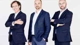 El equipo de Indexa Capital.