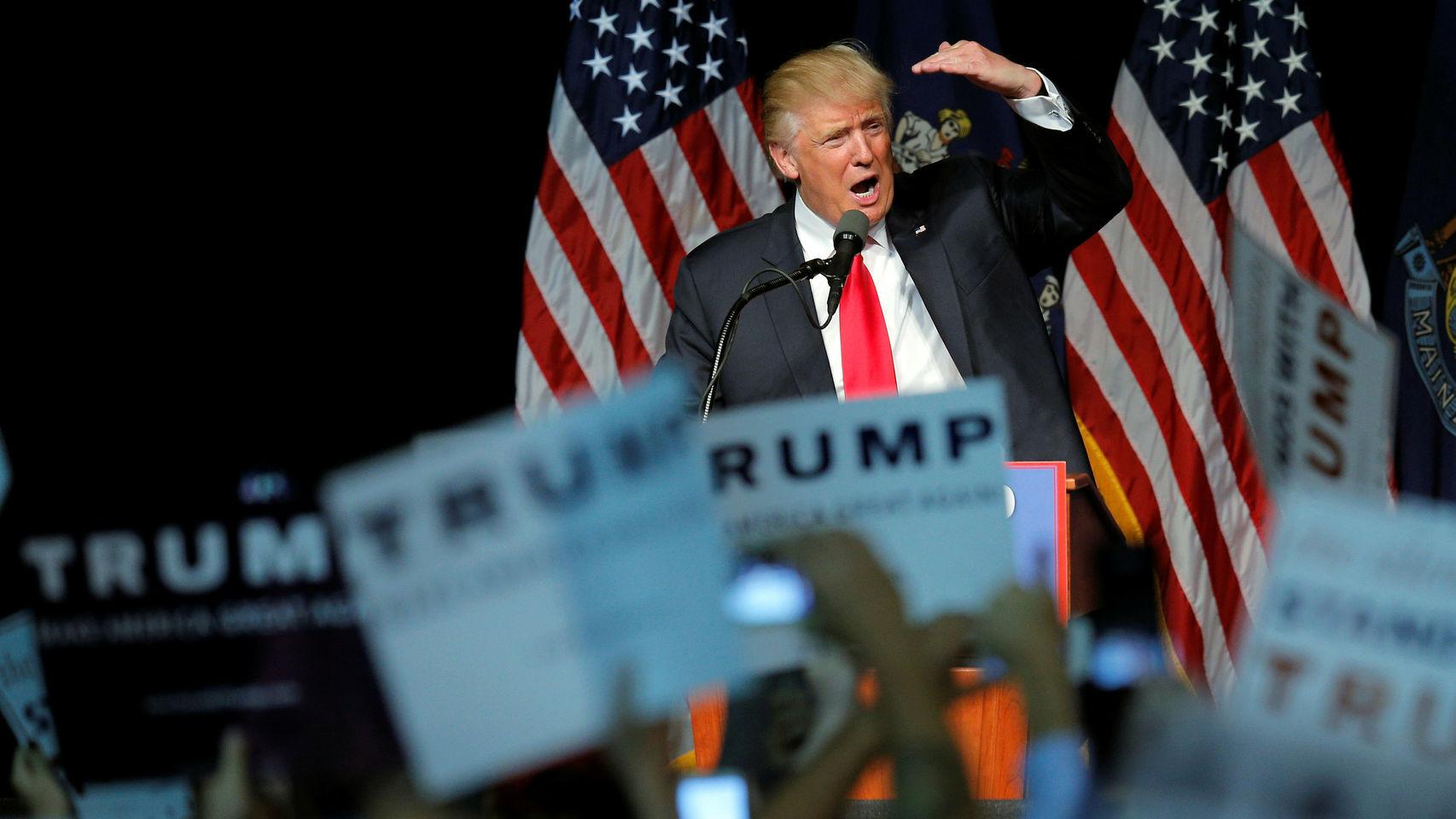 Los 20 momentos clave de la presidencia de Donald Trump